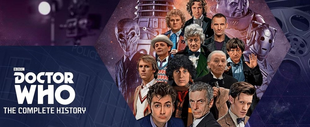 Doctor Who The Complete History