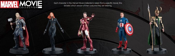 Marvel Movie Collection Eaglemoss