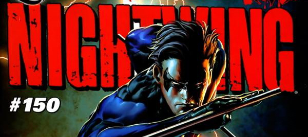 Nightwing comics & comic books from DC Comics