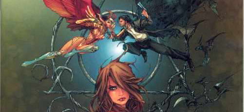 Broken Trinity comic books from Top Cow Comics