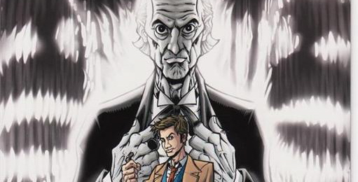 Doctor Who The Forgotten Comics from IDW Publishing