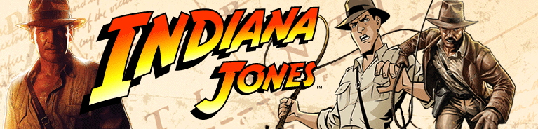 Indiana Jones comics from Dark Horse Comics
