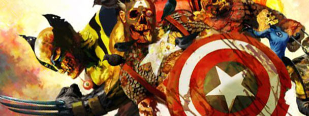 Marvel Zombies comic books from Marvel Comics
