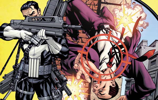 Punisher comics & comic books from Marvel Comics in 2009