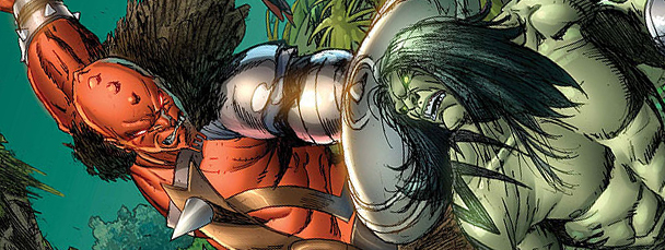 Skaar Son Of Hulk Comics from Marvel Comics