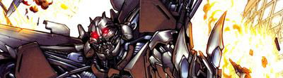 Transformers Movie Sequel Reign Of Starscream comics from IDW Publishing