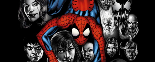 Ultimate Spider-man comic books from Mavel Comics