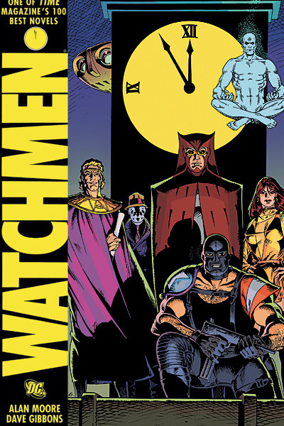 Watchmen Graphic Novels & Trade Paperbacks