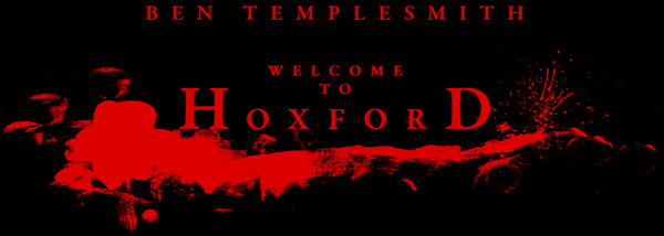 Welcome To Hoxford comics by Ben Templesmith from IDW Publishing