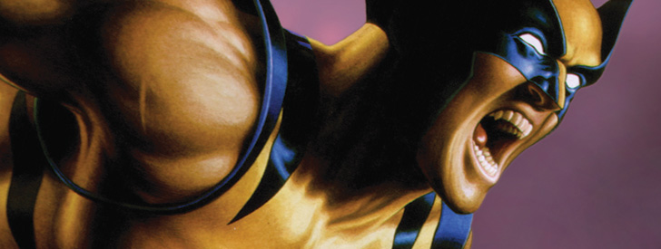 Wolverine The End comics from Marvel Comics