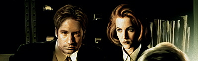 The X-Files comic books from DC Wildstorm Comics
